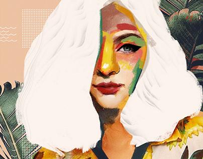 Collage Illustrations 2