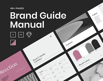 Brand Guide Manual