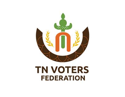 TN Voters Federation Logo