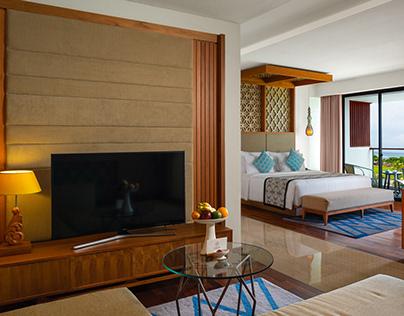 INAYA Putri Bali-One Bedroom Suite Ocean View
