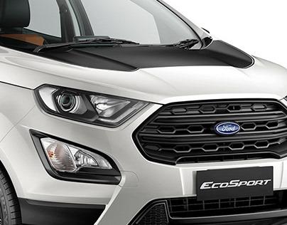 Ford Ecosport Thunder / Cgi