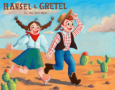 Hansel and Gretel Children's Book