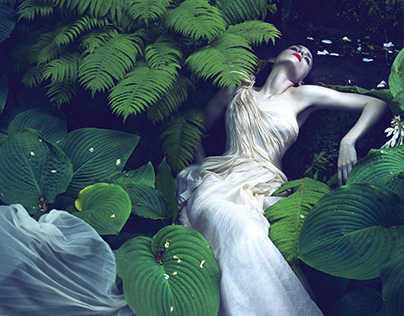 VOGUE Like a Painting – Website