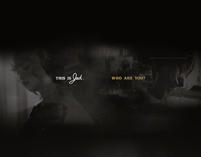 Jack Daniel's: This is Jack. Who are you?