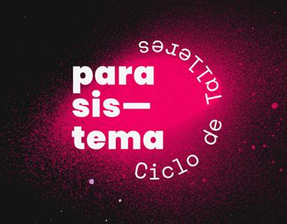 PARASISTEMA   Visual Identity