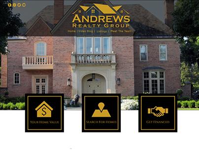 Andrews Realty Group Website