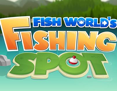 Fishing Spot UI