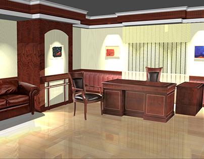 Orascom training center management office