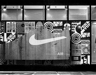 Nike Air Force | Titan