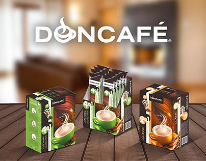 Doncafé packaging contest