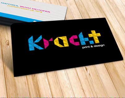 KRACHT - Logo/Identity