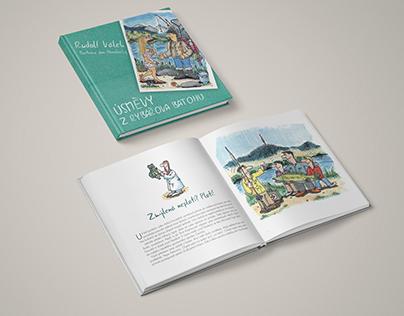 Kniha – Úsměvy z rybářova batohu