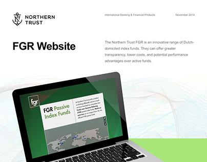 Northern Trust FGR Website 2014