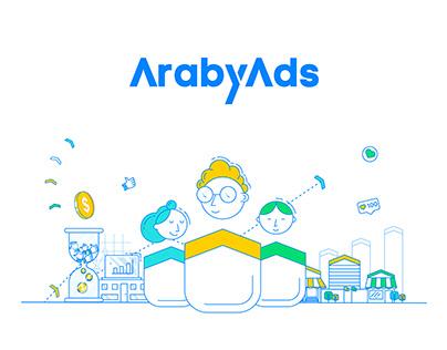 ArabyAds Digital Marketing - Motion Graphic