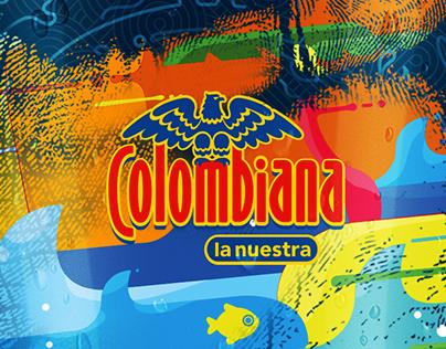 Hecha a la Colombiana