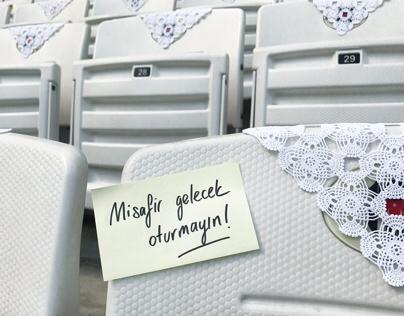 Vodafone Arena - #AnnelerGünü