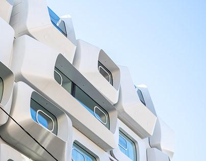 ARGOS by Zaha Hadid Architects