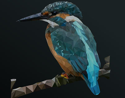 Polygon kingfisher