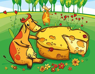 Illustration - Happy Meadow