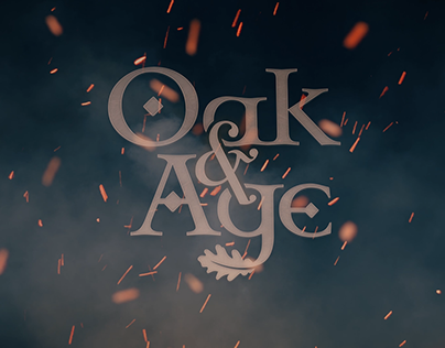 Oak & Age | Branding, art direction, cinematography