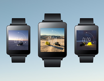 Google - Android Wear Watch Faces