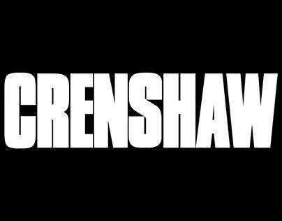 Nipsey Hussle — Crenshaw Artwork & Packaging — byDBDS®