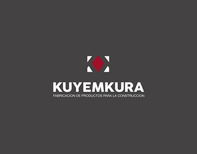 """Identidad Corporativa - """"Kuyemkura""""."""