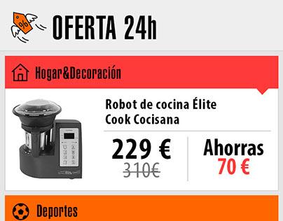 Club Descuenta & Oferta 24