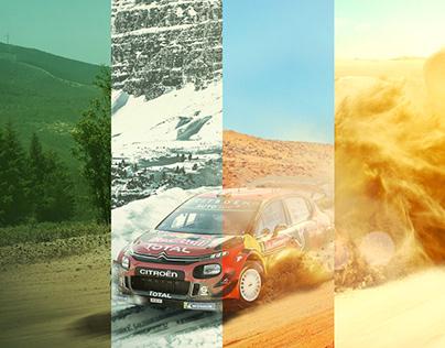 WRC key visual