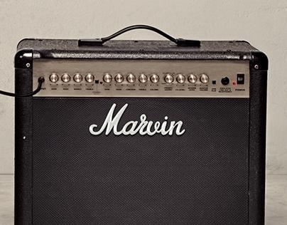 Marvin Magazine - The Amp Magazine