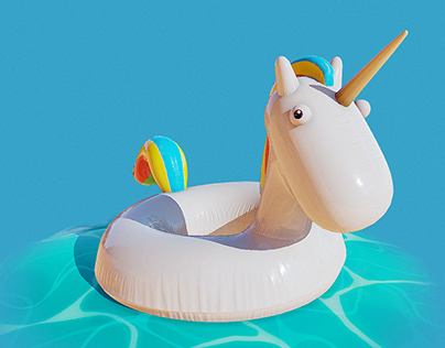 Pool Float Inflatable Proyect