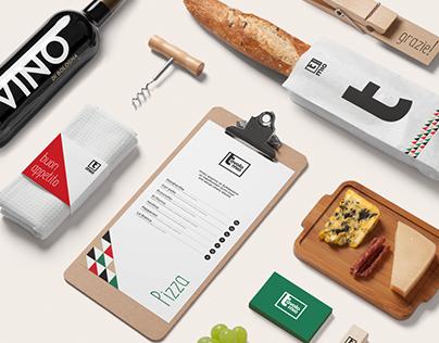 Tavolo Mio ▲ Branding