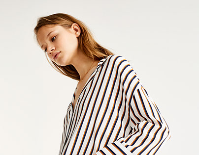 Stripes Shirt F/W 2017