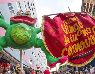 Eu me Vingo de Tu no Carnaval 2016