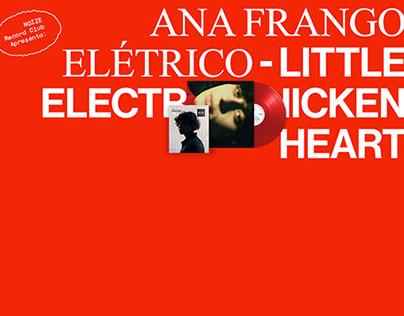 Noize Mag: Ana Frango Elétrico