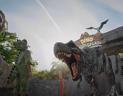 Plopsa: Dinosplash