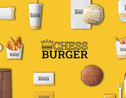 ChessBurger - Brand Identity