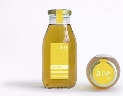 ane simple and healthy lemonade, ne?
