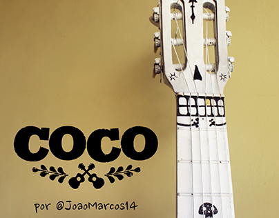 Coco - Guitar Customization and Cosplay