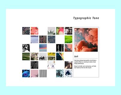 Typographic Tone