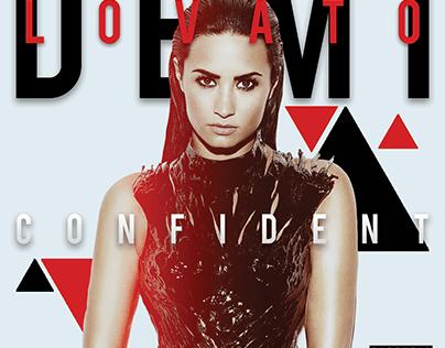 Demi Lovato Confident Album Cover