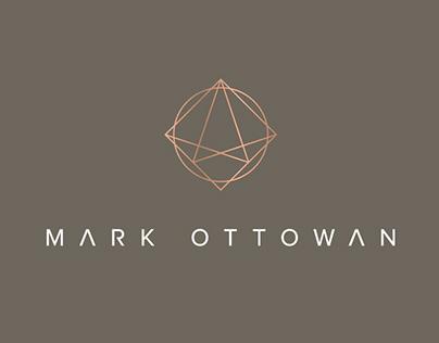 Mark Ottowan logo design