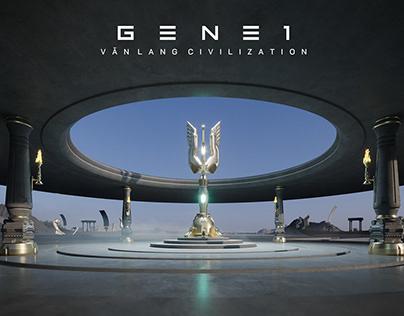 Văn Lang Civilization | BAKIA GENE 1 - Official Story