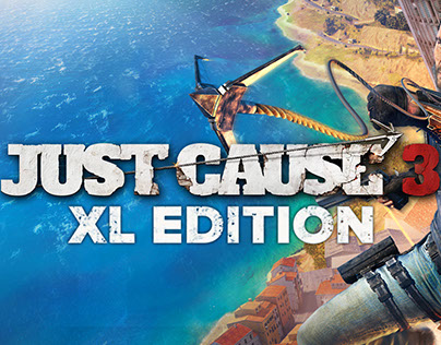 """Trailer for """"Just Cause 3 XL"""" Video Game"""