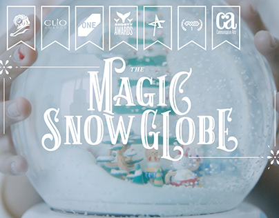 Honda - The Magic Snow Globe