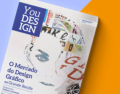 Revista YOU DESIGN | Projeto Editorial