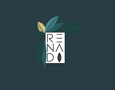 Renad Mediterranean Cuisine Brand Identity