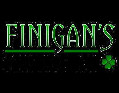 Brand Identity Design For Finigan's Construction