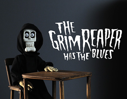 The Grim Reaper has the blues
