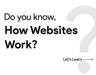 How Websites Work?